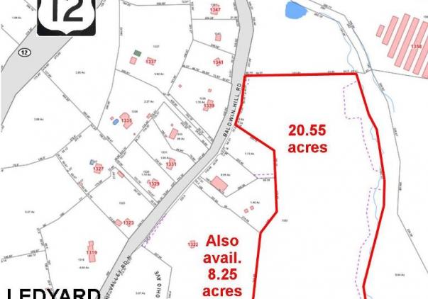 1322 Baldwin Hill Road, Ledyard, CT 06335