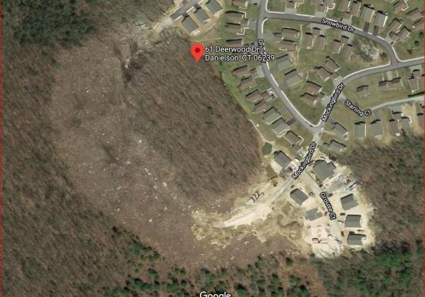 61 Deerwood Drive, Killingly, CT 06239