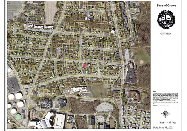 101 Hynes Avenue, Groton, CT 06340