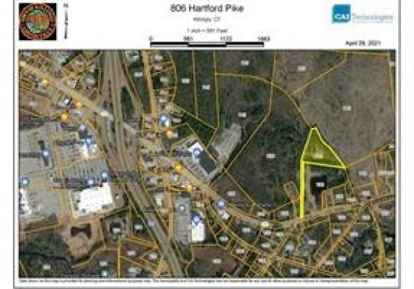 806 Hartford Pike, Killingly, CT 06241