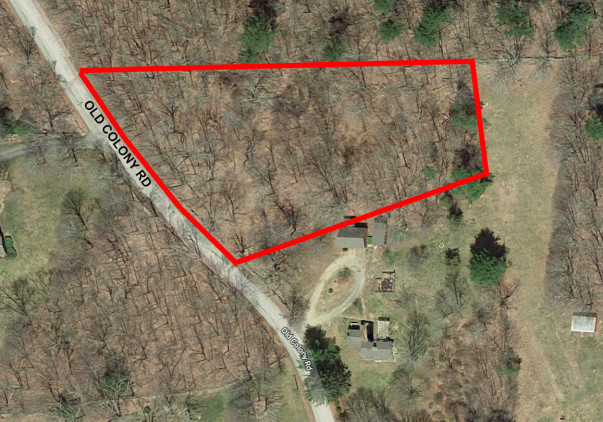 Old Colony Road, Eastford, CT 06242