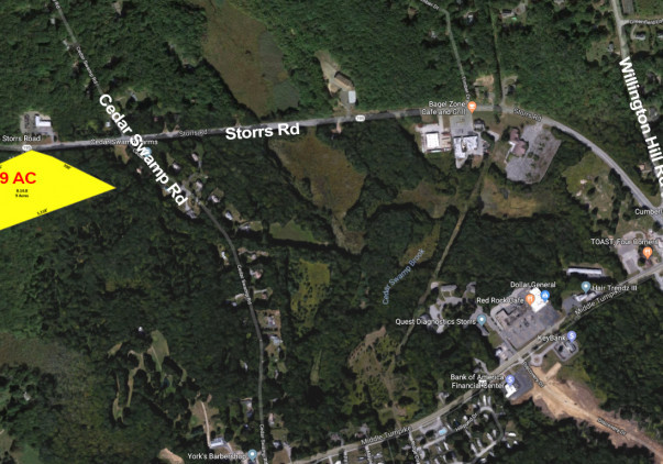 Storrs Road, Mansfield, CT 06268