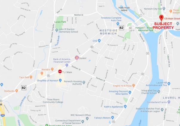 138 Main Street, Norwich, CT 06360