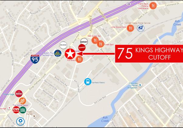 75 Kings Highway Cutoff, Fairfield, CT 06824