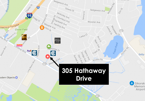 305 Hathaway Drive, Stratford, CT 06615