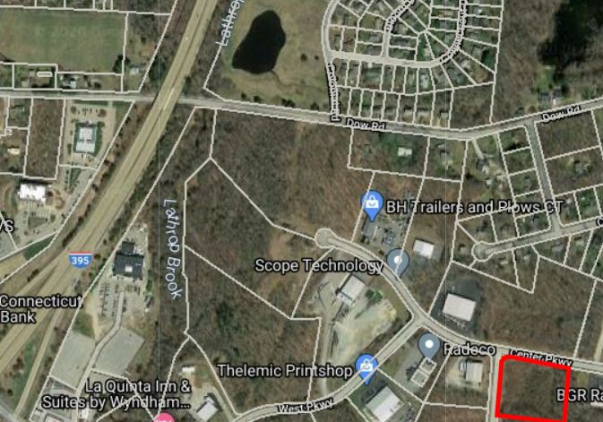 East Parkway, Plainfield, CT 06374